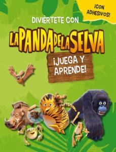 Portada de La Panda De La Selva: Actividades 1: ¡juega Y Aprende!