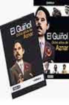 Portada de El Guiñol: Ocho Años De Aznar (canal+) (incluye Dvd)