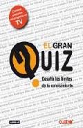Portada de El Gran Quiz: Desafia Los Limites De Tu Conocimiento