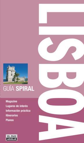 Portada de Lisboa 2009(guia Spiral)