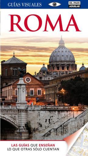 Portada de Roma 2011 (guias Visuales)