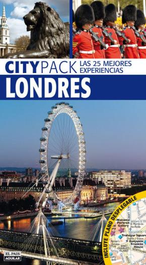 Portada de Londres 2014 (city Pack)
