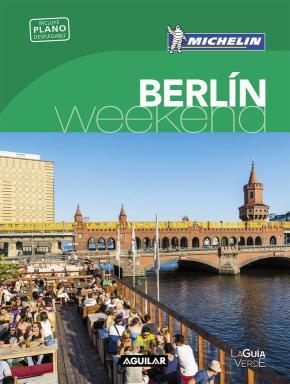 Portada de Berlin (la Guia Verde Weekend 2016)
