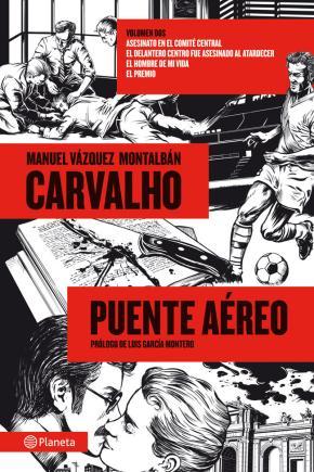 Portada de Carvalho:puente Aereo
