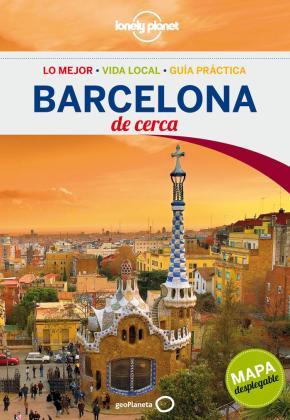 Portada de Barcelona De Cerca 2013 (3ª Ed.)