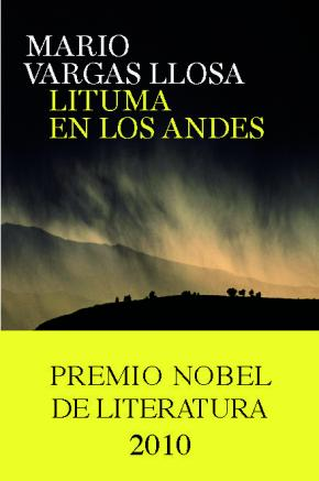Portada de Lituma En Los Andes (premio Planeta 1993)