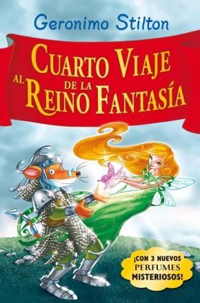 Portada de Cuarto Viaje Al Reino De La Fantasia