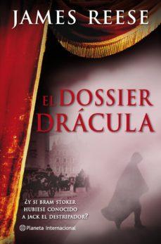 Portada de El Dossier Dracula