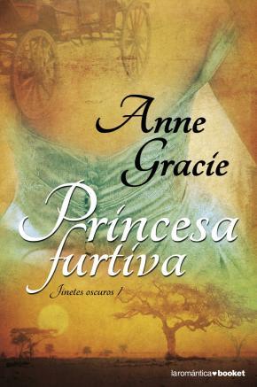 Portada de Princesa Furtiva (jinetes Oscuros, I)