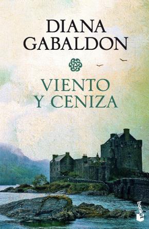 Portada de Viento Y Ceniza (saga Outlander 6)