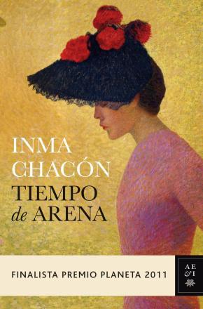 Portada de Tiempo De Arena (finalista Premio Planeta 2011)