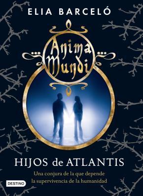 Portada de Anima Mundi 2. Hijos De Atlantis