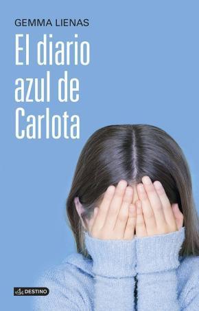 Portada de El Diario Azul De Carlota