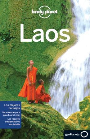 Portada de Laos 2014 (2ª Ed.) (lonely Planet)