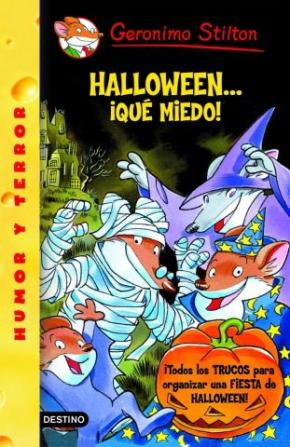 Portada de Pack Gs25 Halloween + Ratosorpresa