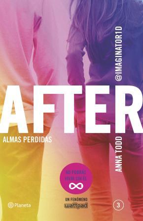 Portada de After. Almas Perdidas (serie After 3)