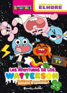 Portada de Gumball: Las Aventuras De Los Wattersons