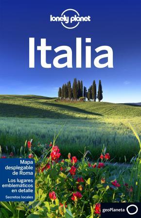 Portada de Italia 2016 (lonely Planet) (7ª Ed.)