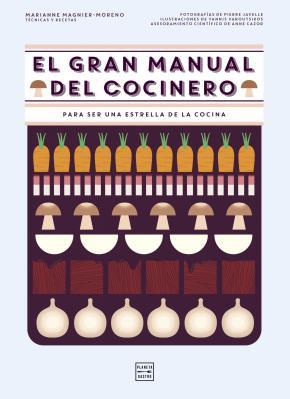 Portada de El Gran Manual Del Cocinero