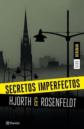Portada de Secretos Imperfectos (serie Bergman 1)