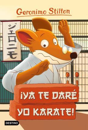 Portada de Gs 37: ¡ya  Te Dare Yo Karate!