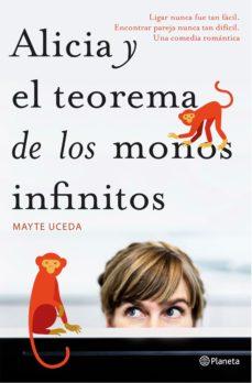 Portada de Alicia Y El Teorema De Los Monos Infinitos