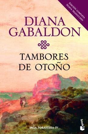 Portada de Tambores De Otoño (Saga Outlander 4)