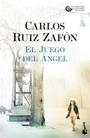 Portada de El Juego Del Angel