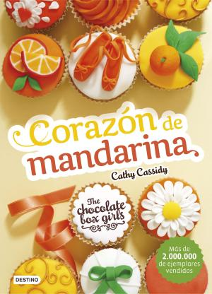 Portada de The Chocolate Box Girls 3: Corazon De Mandarina