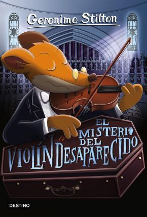 Portada de Gs 64: El Misterio Del Violin Desaparecido