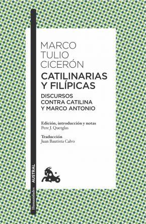 Portada de Catilinarias Y Filipicas