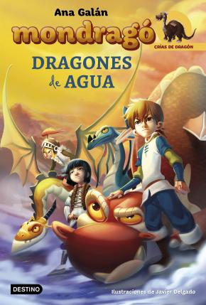 Portada de Crias De Dragon 3: Dragones Agua (mondrago)