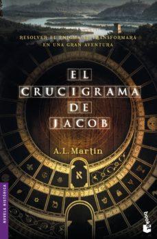 Portada de El Crucigrama De Jacob