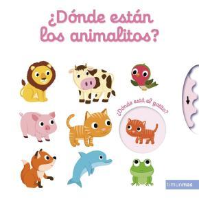 Portada de ¿donde Estan Los Animalitos?