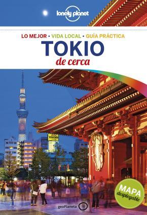 Portada de Tokio De Cerca 2017 (5ª Ed.) (lonely Planet)