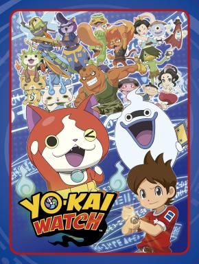 Portada de Yo-kai Watch: Caja Metalica