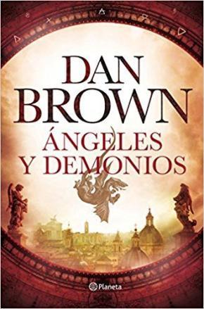 Portada de Angeles Y Demonios