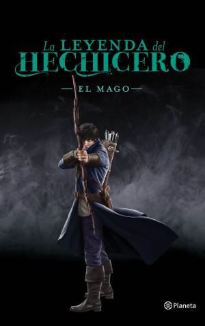 Portada de La Leyenda Del Hechicero: El Mago