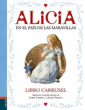 Portada de Alicia En El Pais De Las Maravillas. Libro Carrusel