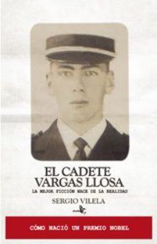 Portada de El Cadete Vargas Llosa