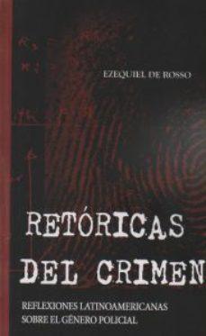 Portada de Retoricas Del Crimen