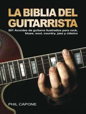 Portada de La Biblia Del Guitarrista