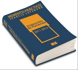 Portada de Memento Practico Inspeccion De Hacienda 2011-2012