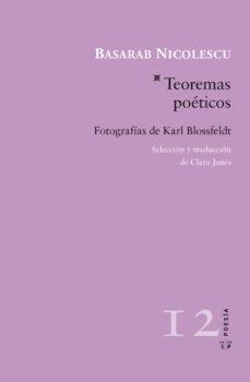 Portada de Teoremas Poeticos
