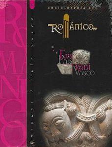 Portada de Enciclopedia Del Romanico Euskadi/pais Vasco 3 Vol.