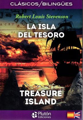 Portada de La Isla Del Tesoro / Treasure Island