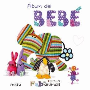 Portada de Album Del Bebe