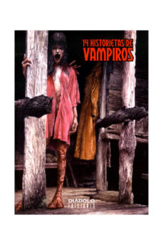 Portada de 14 Historietas De Vampiros
