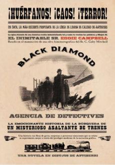 Portada de Agencia De Detectives Black Diamond