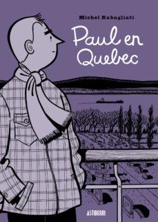 Portada de Paul En Quebec